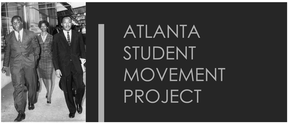 Atlanta Student Movement Project