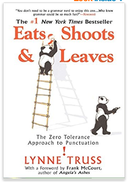 Cover of the book Eats Shoots and Leaves