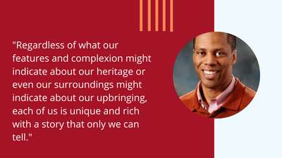 Quote from Coltrane Stansbury, VP of DEI at Macmillan Learning