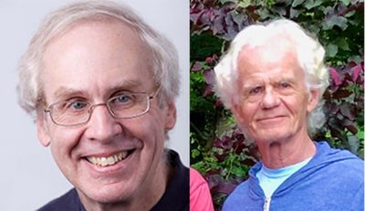 John Schilb and John Clifford, Authors of Arguing about Literature & Making Literature Matter.