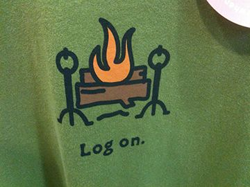 Log on, by Wesley Fryer, on Flickr